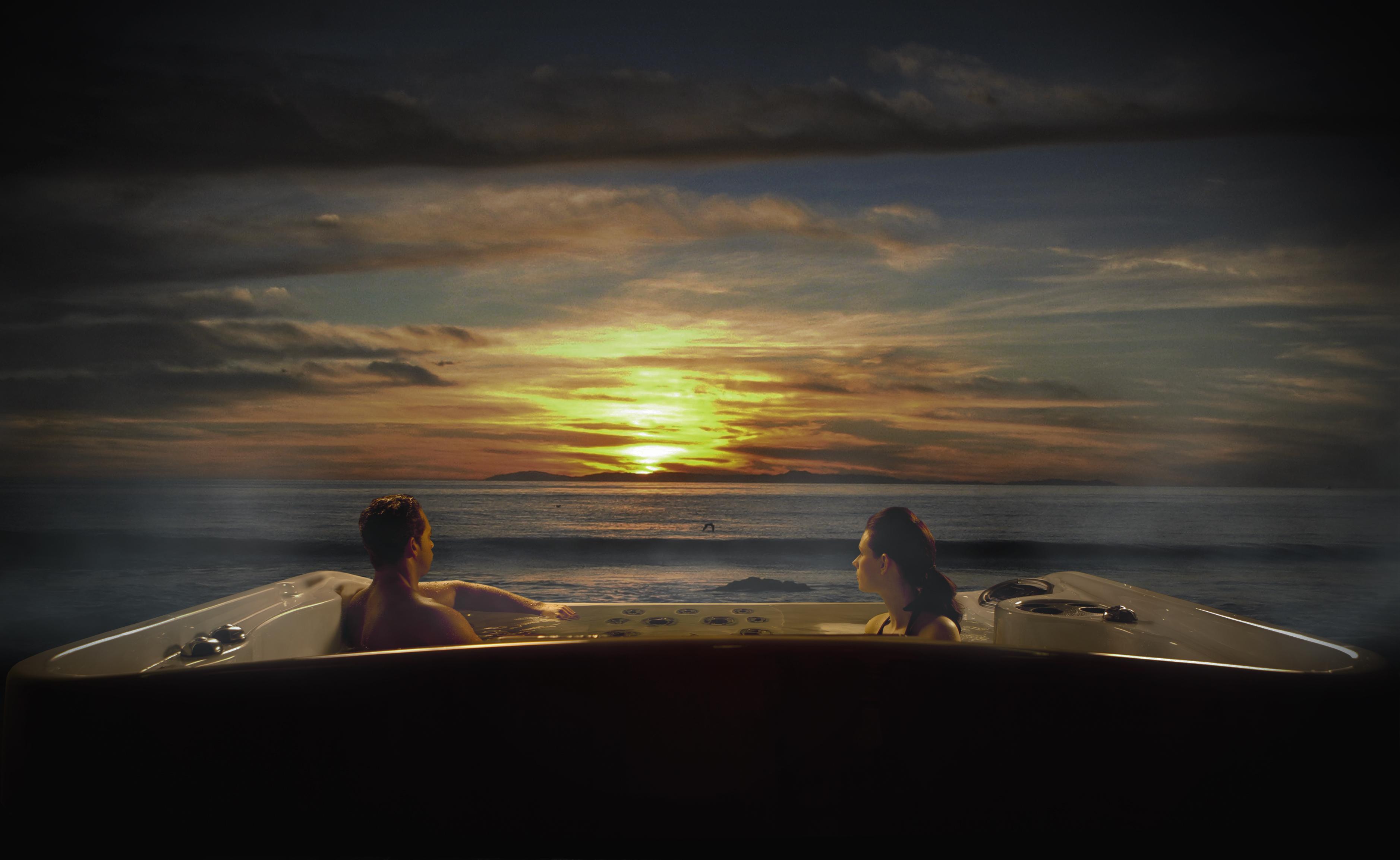 Coast - verdens fineste massasjebad