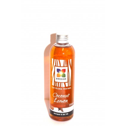 Coconut Lemon aromaolje - Aromaterapi i ditt boblebad