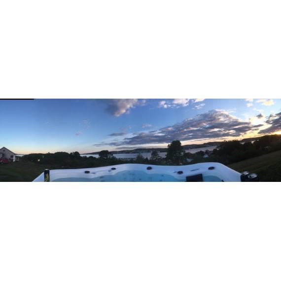 Boblebad Corcica Superior - Sunbelt Massasjebad har de beste prisene på spabad