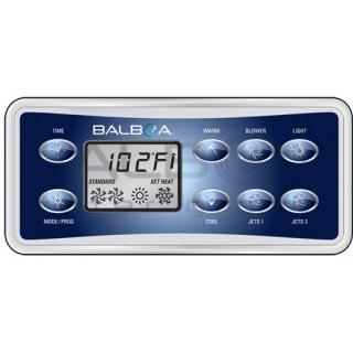 Balboa VL801D Display