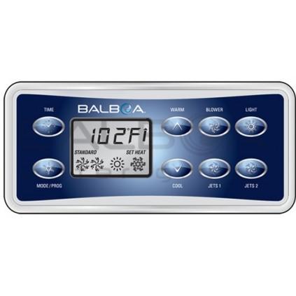 Balboa VL801D Display til utendørs boblebad