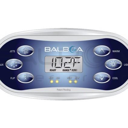 Balboa Display TP600 til utendørs boblebad