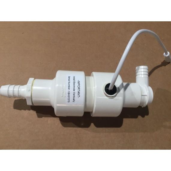 Elektrode til saltvannsrensing