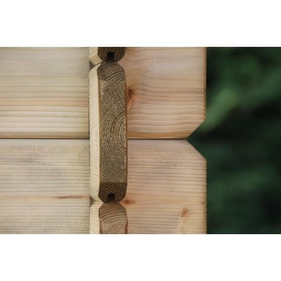 Helene 3 x 3 meter Redskapsbod
