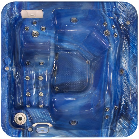 Massasjebad XS84L fra Clear Water Spa