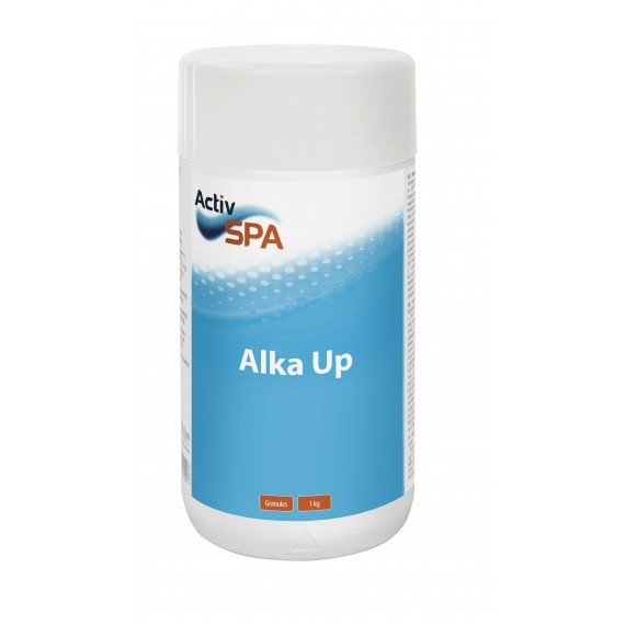 Alka Pluss - kjemikalier til ditt utendørs spa og swimspa