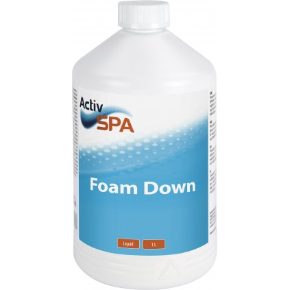 Activ Spa Foam Down
