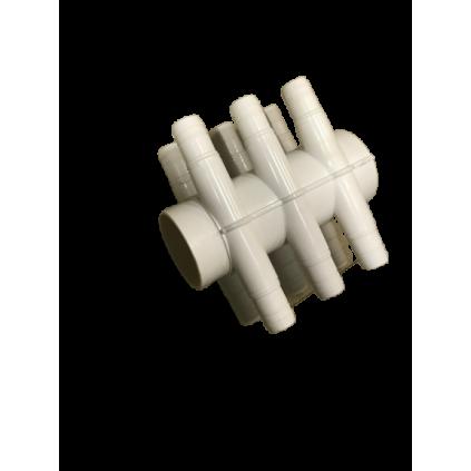 """2"""" 12 rader manifold"""