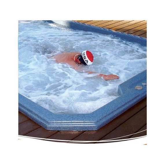 Swimspa Norge Deluxe Motstrømsbasseng